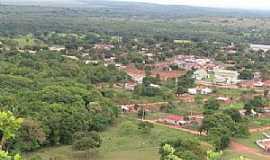 Vila de Bom Jardim - Vila de Bom Jardim-MT-Vista aérea da Vila-Foto:Gabriela Von Eye