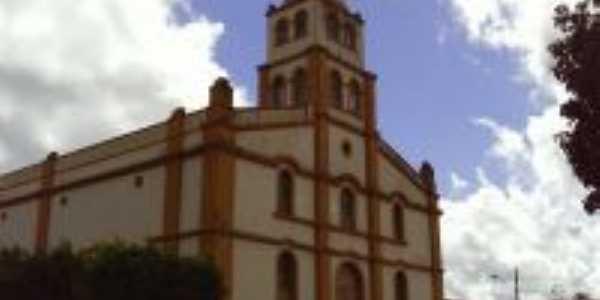 Igreja Matriz Nossa Srª do Amparo, Por JOTA GODOY (radialista)