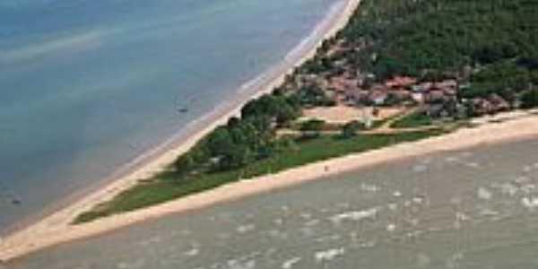Praia Ponta do Corumbaú - BA