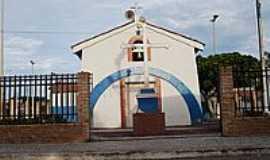 Praia do Iguape - Igreja de São Pedro na Praia do Iguape-Foto:RICARDO SABADIA