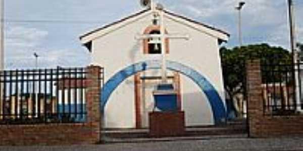 Igreja de São Pedro na Praia do Iguape-Foto:RICARDO SABADIA