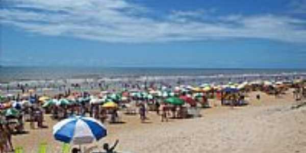 Praia em Guriri-Foto:EdySM[Scryscrapercity]