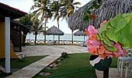 Praia de Cumbuco - Hotel Golfinho-Foto:Othon Farias