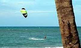 Praia de Cumbuco - Kite no Cumbuco-Foto:Othon Farias