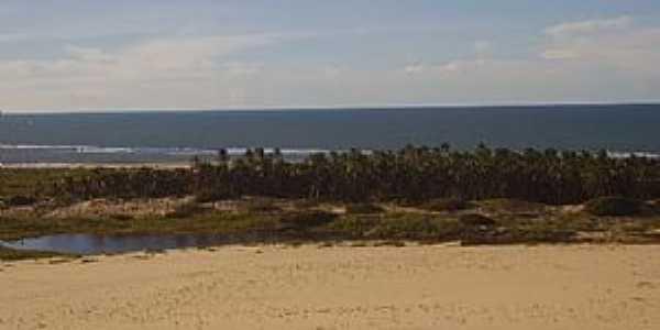 Praia de Flexeiras-CE-Praia-Foto:Helane Matsunobu