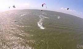 Atins - praia de Atins lugar adequado para pratica do kite