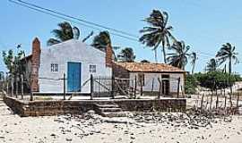 Atins - Atins-MA-Igreja do Povoado-Foto:www.viajenaviagem.com