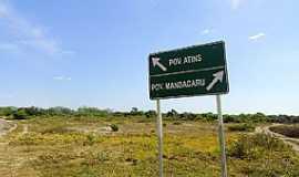 Atins - Atins-MA-Placa indicativa-Foto:www.matraqueando.