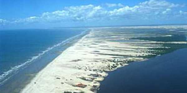 Praia de Caburé - MA