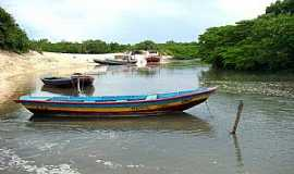 Barra Grande - Barra Grande-PI-Camboa do Rio Camurupim-Foto:Edilson Morais Brito