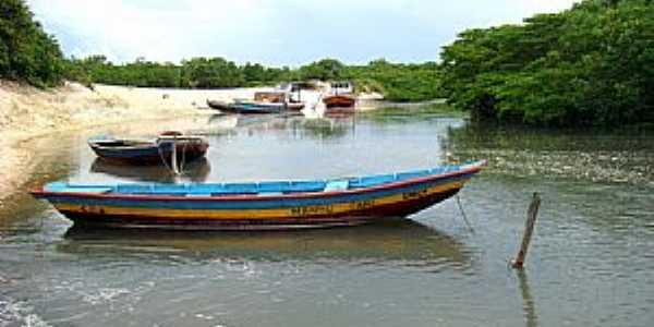 Barra Grande-PI-Camboa do Rio Camurupim-Foto:Edilson Morais Brito