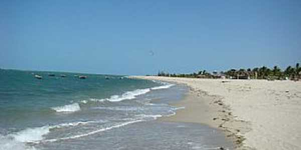 Barra Grande-PI-Praia-Foto:Edilson Morais Brito