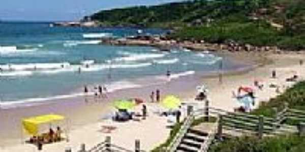 Vista da praia-Foto:praiadorosa.