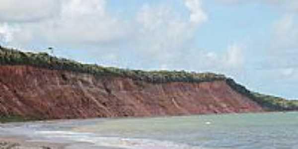 Fim da Praia Carro Quebrado-AL-Foto:jamelu