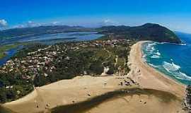 Praia da Ferrugem - Praia da Ferrugem em Garopaba - SC