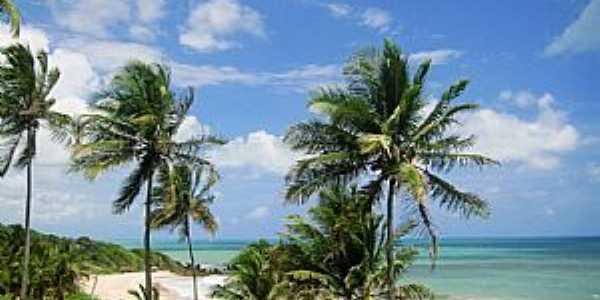 Praia de Tambaba Litoral Sul -PB