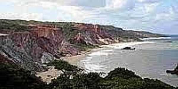 Praia de Tambaba-Foto:pt.wikipedia.