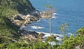 Praia do Pinho - Naturalista - Vista da Praia do Pinho-Foto:flickr.