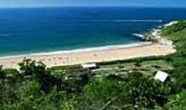 Praia do Pinho - Naturalista - Vista da Praia do Pinho-Foto:trilhacultural.