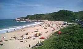 Praia do Pinho - Naturalista - Vista da praia-Foto:professorpizarro.