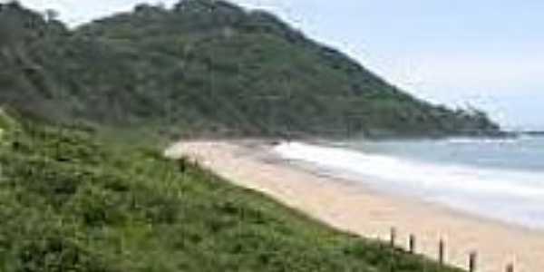 Praia do Pinho-Foto:planejeseuferiado.