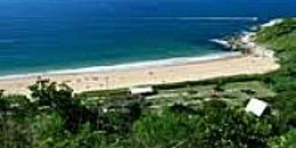 Vista da Praia do Pinho-Foto:trilhacultural.