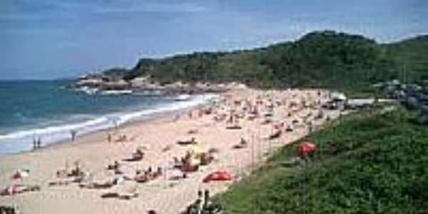 Vista da praia-Foto:professorpizarro.