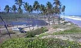 Praia de Massarandupió - Naturalista - Praia de Massarandupió-Foto:itrip.