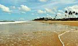 Praia de Massarandupió - Naturalista - Praia naturista de Massarandupió-Foto:turismo.ig.