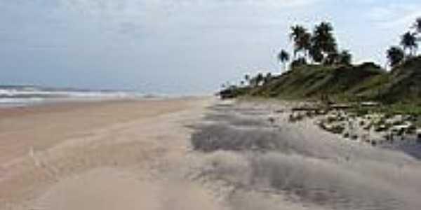 Praia de Massarandupió-Foto:Serneiva