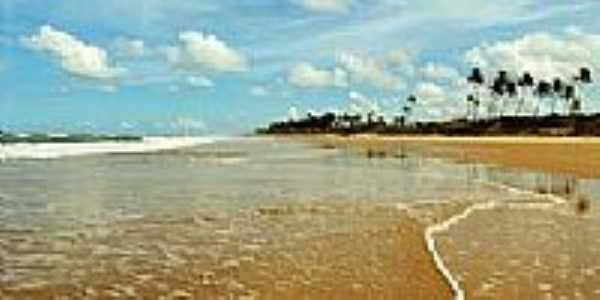 Praia naturista de Massarandupió-Foto:turismo.ig.