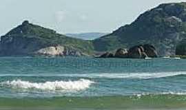 Praia da Galheta  - Naturalista - Praia da Galheta-Foto:praiailhadamagia.