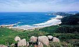 Praia da Galheta  - Naturalista - Vista da praia-Foto:florianopolis.maisperto.
