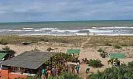 Praia de Barra Seca - Naturalista - Praia naturista[virgem] de Barra Seca-Foto:brasilnaturista.