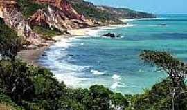 Praia de Barra Seca - Naturalista - Vista da Praia-Foto:novomomento.