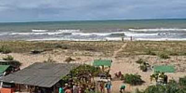Praia naturista[virgem] de Barra Seca-Foto:brasilnaturista.
