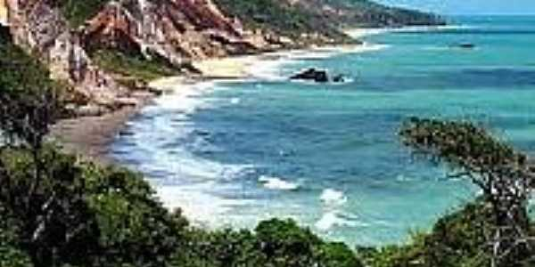 Vista da Praia-Foto:novomomento.