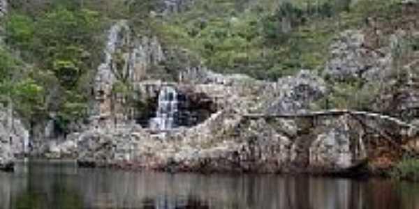 Cachoeira do Paulista em Saúde-BA-Foto:Jorge LN2