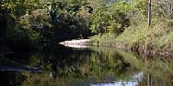 Poço do Sucurí,na trilha da Cachoeira dos Payayá, em Saúde-BA-Foto:Jorge LN
