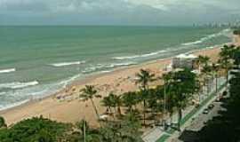 Praia de Boa Viagem - Praia de Boa Viagem-Foto:Luiz Maron