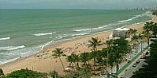 Praia de Boa Viagem-Foto:Luiz Maron