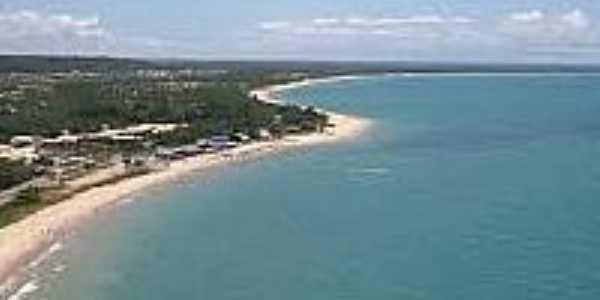 Praia de Taperapuã-Foto:emporto.