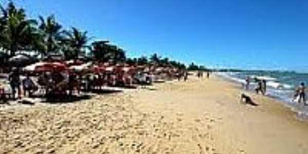 Praia de Taperapuã-Foto:flickriver.
