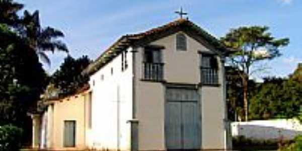 São Sebastião das Águas Claras-MG-Porto-Capela de São Sebastião-Foto:Gui Torres