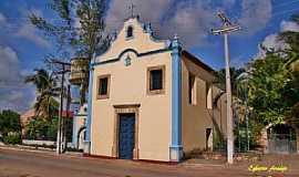 Jacumã - Jacumã-PB-Igreja Matriz-Foto:Egberto Araújo