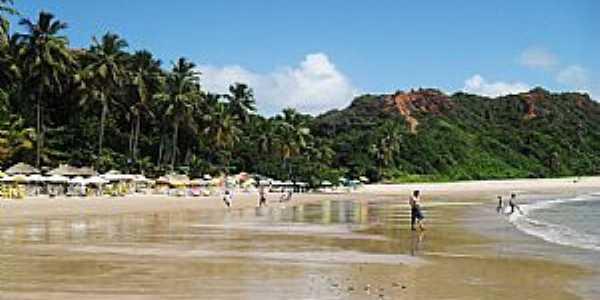 Praia de Jacumã-PB