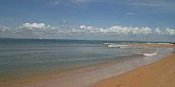 Praia da Ponta do Mutá-Foto:aelontra