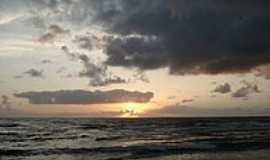 Praia da Bombaça - Nascer do Sol na Praia da Bombaça-Foto:negrotidy