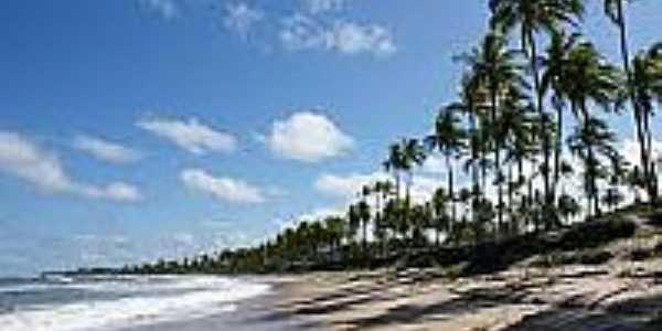 Vista da praia-Foto:euamoabahia.