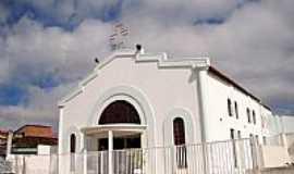 Seabra - Igreja de S�o Sebasti�o em Seabra-BA-Foto:Vicente A. Queiroz